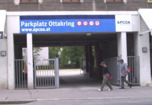 Hotel Donauwalzer Wien Parken